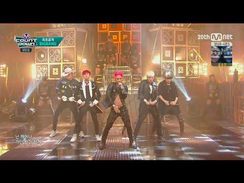 Video BIGBANG - '뱅뱅뱅 (BANG BANG BANG)' 0604 M COUNTDOWN download in MP3, 3GP, MP4, WEBM, AVI, FLV January 2017