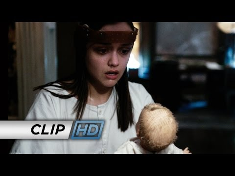 The Quiet Ones Clip 'Doll'