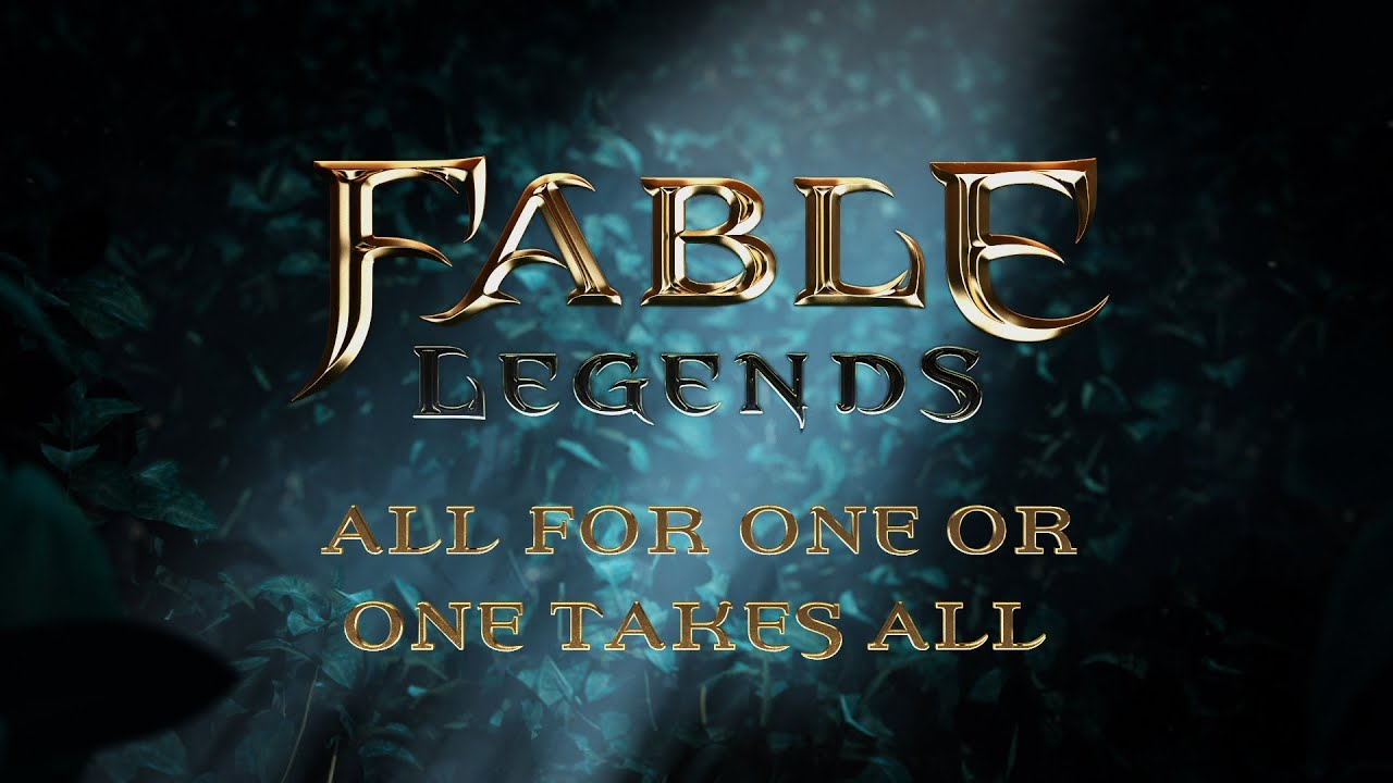 [E3 2014] Fable: Legends (Trailer)