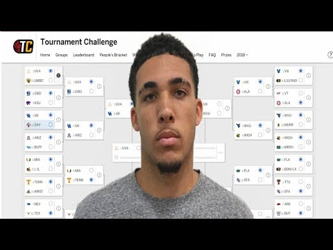 WHO WILL WIN? ( MY NCAA TOURNAMENT BRACKET)