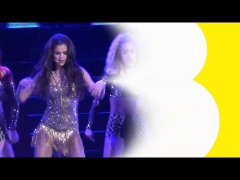 Selena Gomez - Slow Down (Live Music Video) - Stars Dance World Tour
