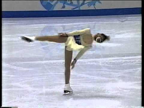 Tara Lipinski (USA) - 1998 Nagano, Figure Skating, Ladies' Short Program