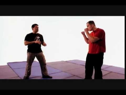 Roundhouse punch vs. Krav Maga
