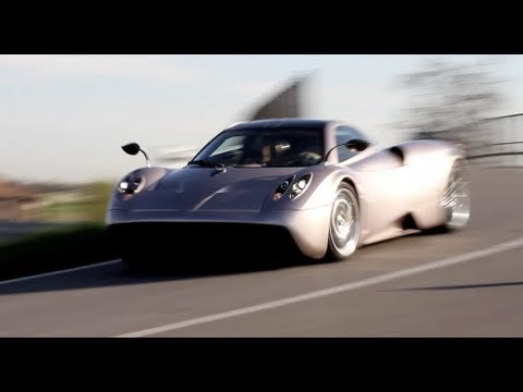 Video: DRIVEN – Behind the Scenes at Pagani