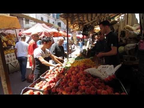 Algeria street scenes in algiers ilfdinar for Algerian cuisine youtube