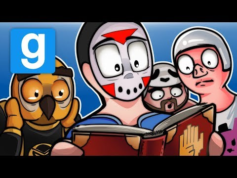 Garrys Mod - Gmod Ep. 71 PROP HUNT! - Low Res Guess Who! (Garry's Mod Funny Moments)