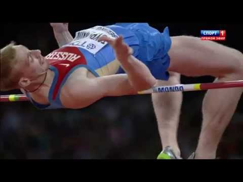 2.29 Daniil Tsyplakov HIGH JUMP WORLD CHAMIONSHIP Beijing 2015 final man