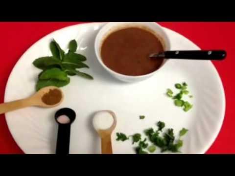 How to Make Pani for Fuchka/ Foochka