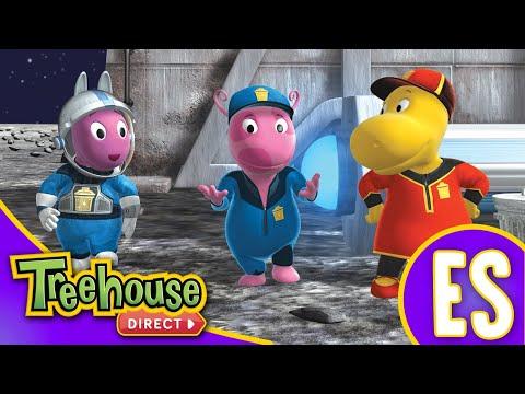 Video Los Backyardigans Dibujos Animados: 41-43 Episodios Para Niños - Compilación De 70 Mins download in MP3, 3GP, MP4, WEBM, AVI, FLV January 2017
