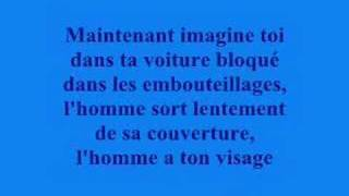 Ferme les yeux et imagine-toi Soprano ft blacko ( paroles )
