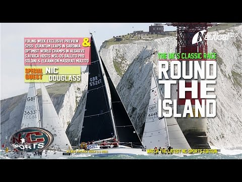 NC Sports  8 July|Round The Island, Optimist Worlds, Quantum Tops Sardinia, Maserati in Monaco