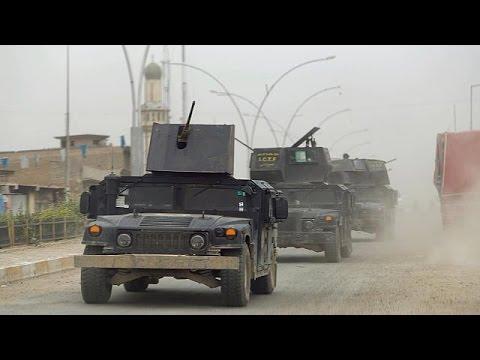 Νέα μέτωπο του ιρακινού στρατού κατά του ΙΚΙΛ στη Μοσούλη