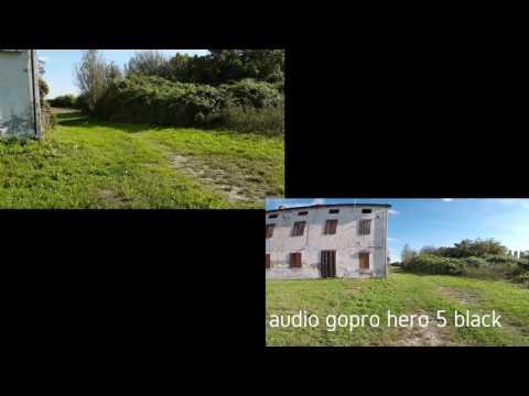 GoPro Hero 5 black vs samsung galaxy s7 edge (видео)