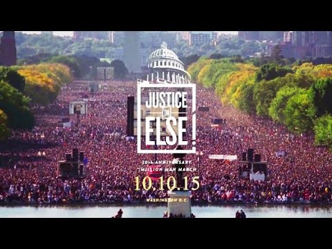 Million Man March 2015  Louis Farrakhan *Full Speech  10.10.15* Justice or Else