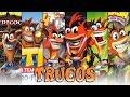 Megatop 35 Trucos En Los Juegos De Crash Bandicoot