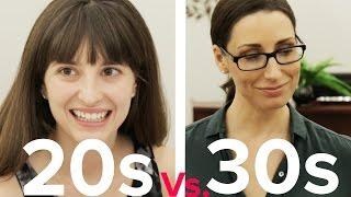 Dating: 20s Vs. 30s Video