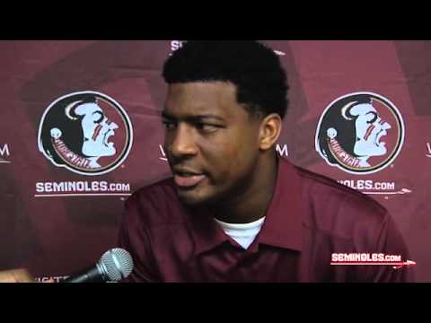 Jameis Winston Interview 10/9/2013 video.