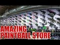 The Most Amazing Paintball Store in the World - ANS Warehouse Tour - 2017 - Ansgear