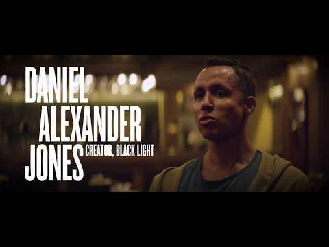 Expect the Unexpected - BLACK LIGHT with Daniel Alexander Jones