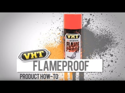 Dupli-Color Flameproof How-To