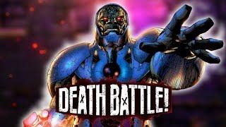 Darkseid Booms Into DEATH BATTLE by ScrewAttack