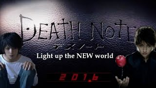 Nonton Death Note Light Up The New World 2016 Trailer  Franco Game Over  Film Subtitle Indonesia Streaming Movie Download