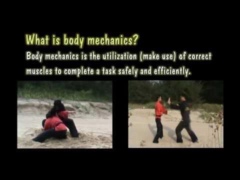 Silat Brunei – Silat Body Mechanics