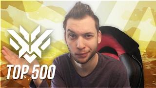 TOP 500 EU?? - Overwatch
