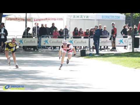 Campeonato navarro 100 metros contrarreloj 8