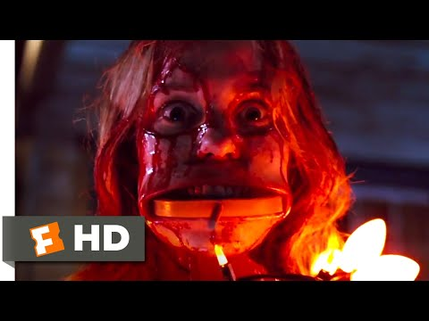 Trick 'r Treat (2007) - New Halloween Decoration Scene (1/9) | Movieclips