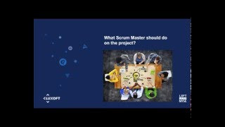 What Scrum Master should do on project?