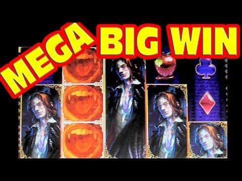 SLOT MACHINE MEGA BIG WIN Vampire's Embrace TOP 5 BONUS Las Vegas Casino Slots Winner