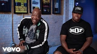 M.O.P. - Gang Starr Backed Us To Fight Some Wild Dudes At A Show (247HH Wild Tour Stories)