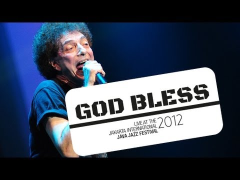 """Download Lagu God Bless """"Panggung Sandiwara"""" Live At Java Jazz Festival 2012 Music Video"""