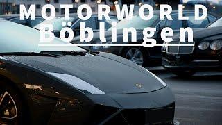 Boblingen Germany  city pictures gallery : MOTORWORLD Böblingen Germany - Supercars 2015