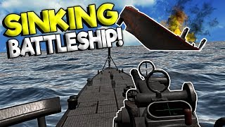 Nonton Multiplayer Sinking Battleships In Vr      Iron Wolf Gameplay   Oculus Rift Vr Game Film Subtitle Indonesia Streaming Movie Download