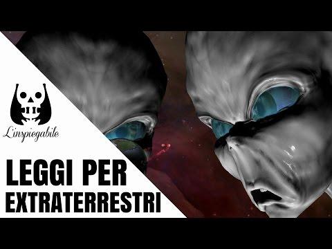 5 leggi in vigore in caso di contatto extraterrestre
