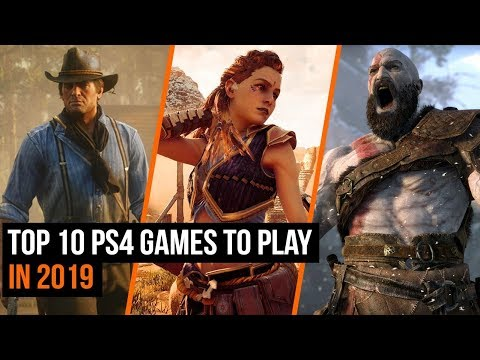 Top 10 PS4 Games To Play In 2019 (So Far)