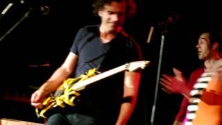 Dweezil Zappa Plays Zappa   Eddie Van Halen speech   Eruption   Raleigh 2012