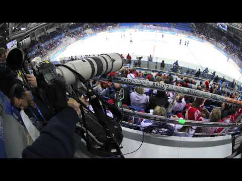 Sochi 2014 Olympics: Behind the lens