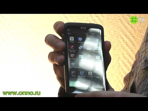 Видео - Смартфон, HTC One X 16Gb White