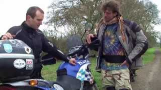1. F650 GS Dakar test and review