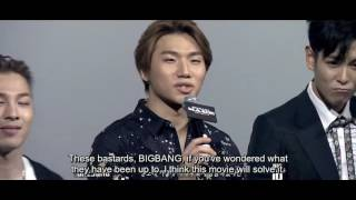Nonton [ENG HARD SUBS] BIGBANG MADE Movie Extra - Screening Full Film Subtitle Indonesia Streaming Movie Download