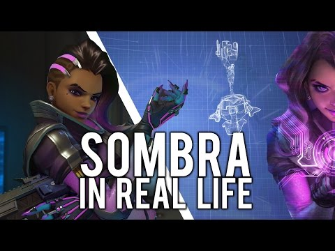 The TECH! - How to become a real life Sombra using today's gadgets