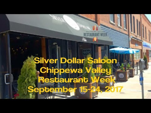 Silver Dollar Bar and Restaurant - Chippewa Valley Restaurant Week - Eau Claire WI - Sept 2017