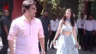 Video Arbaaz Khan Her New Girlfriend With Ex-Wife Maliaka Arora Arrives At Arpita Khan Visit Ganpati MP3, 3GP, MP4, WEBM, AVI, FLV Oktober 2018