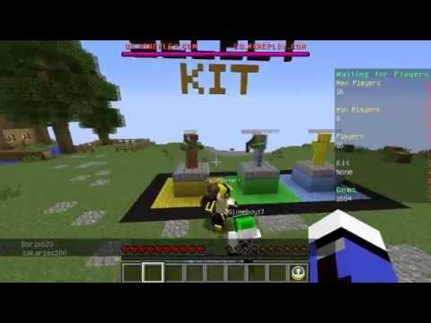 Minecraft Рандомные Мини Игры #1 (Хорошие игры) (видео)