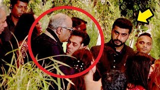Video Salman Khan Ignores Arjun Kapoor Like Never Before At Sonam Kapoor's Wedding Reception MP3, 3GP, MP4, WEBM, AVI, FLV Mei 2018