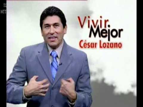 Dr. Cesar Lozano. Expresar Emociones
