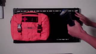 This purpose of this video is to help those who are undecided between buying a Springtail MPAC JK Rear Door Folding MOLLE rack (www.springtailsolutions.com) ...